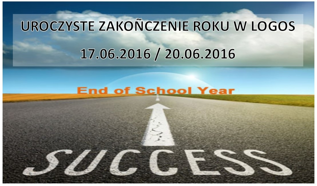 End of the year event 2016 Web site